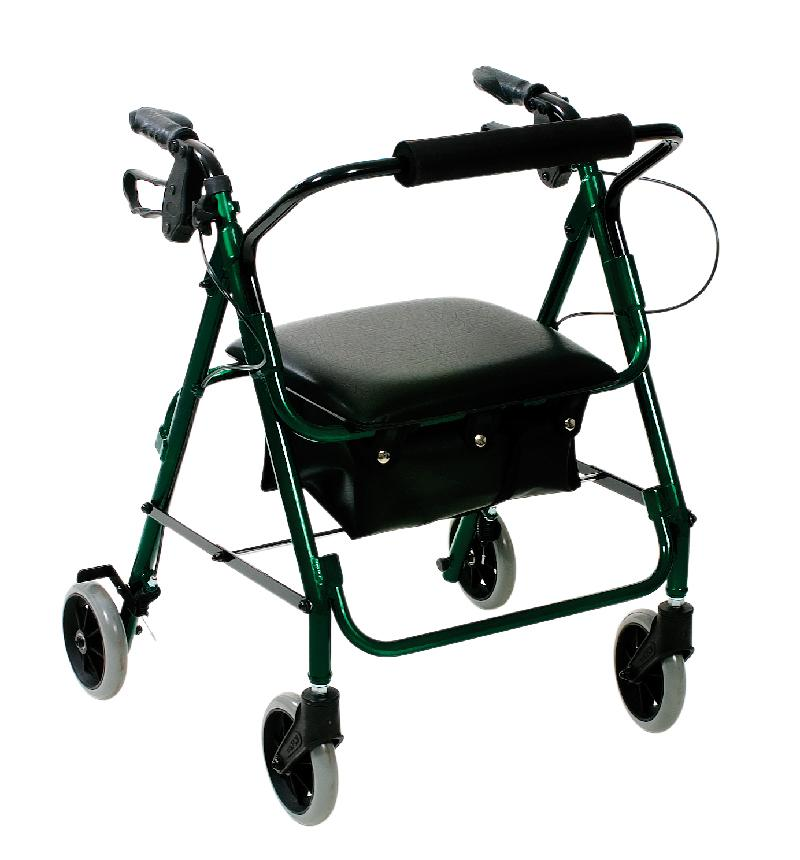 Lightweight Safety Mobility Walkers (Green)