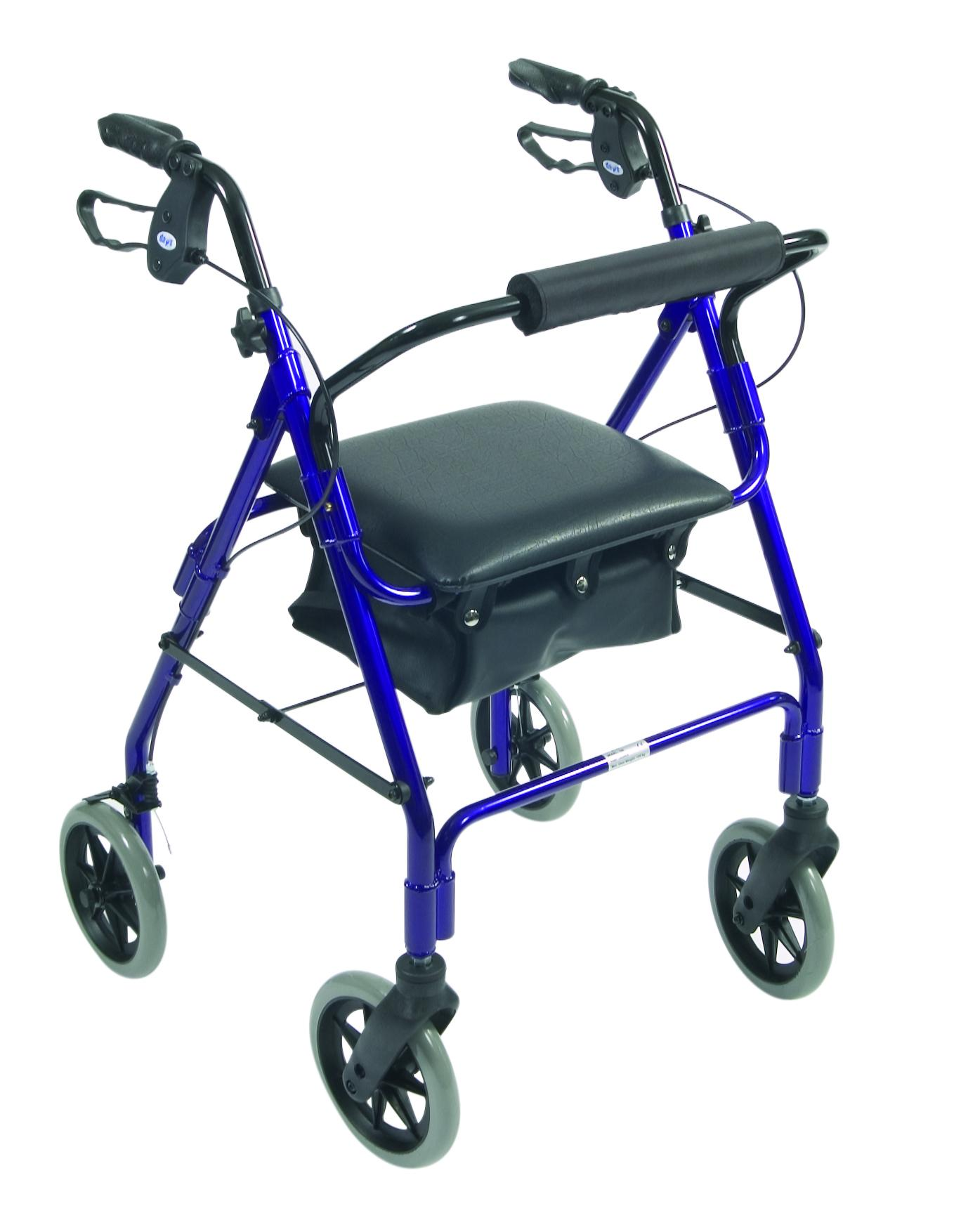 Lightweight Safety Mobility Walkers (Blue)