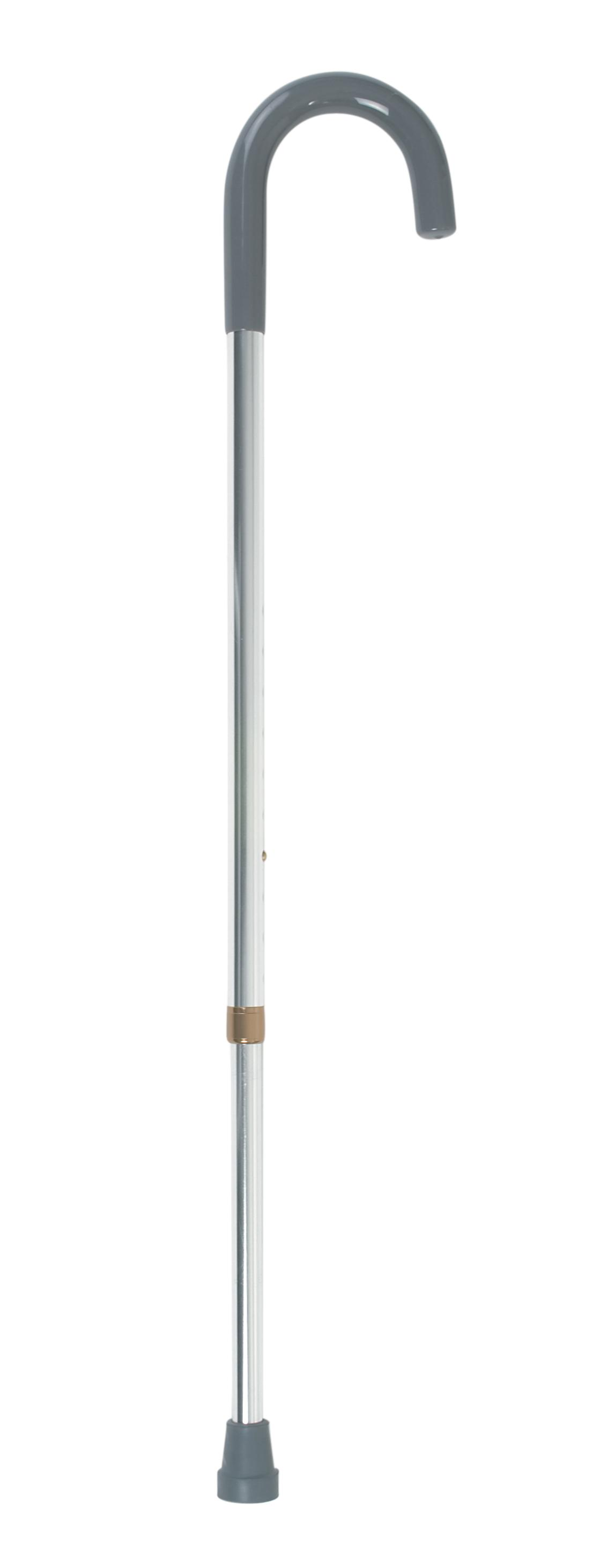 Heavy Duty Walking Stick with Crook Handle