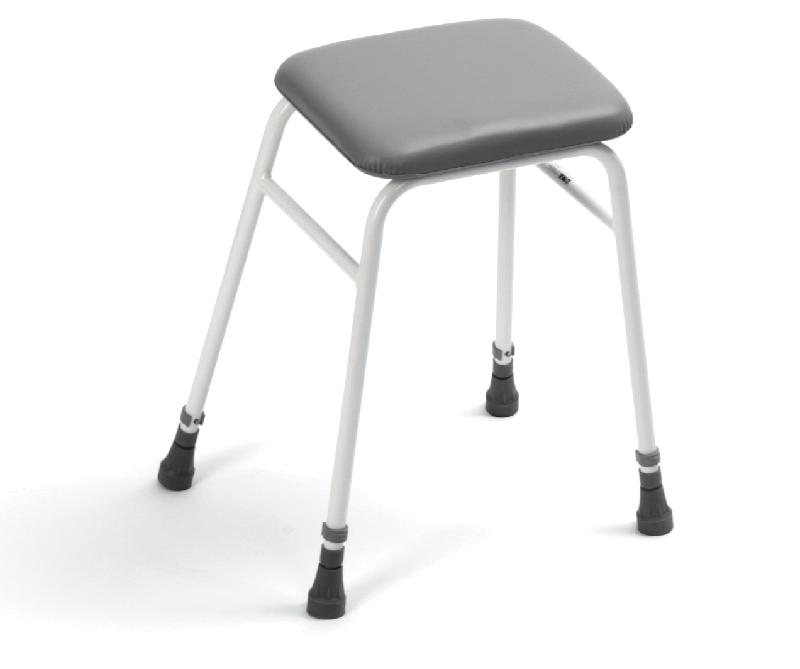 Adjustable Height Perching Stool