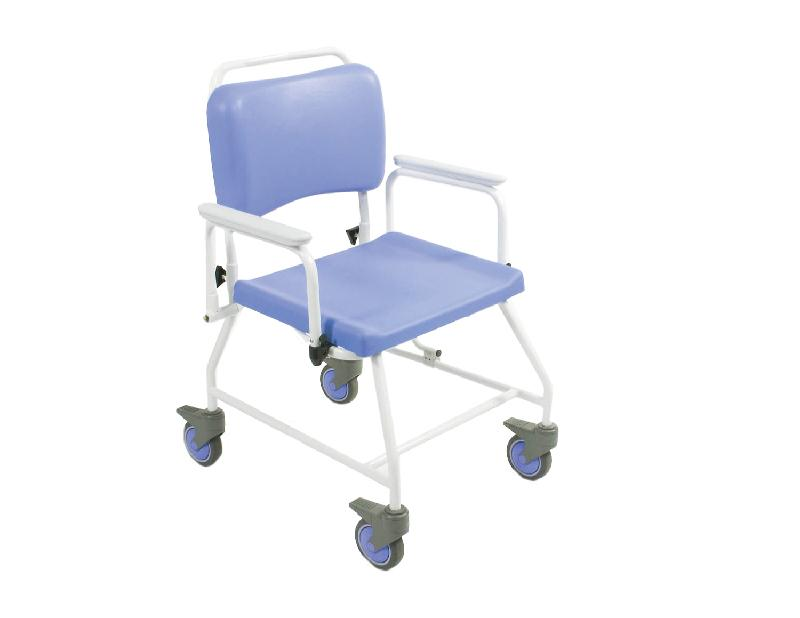 "Atlantic Commode & Shower Chair (20"" Seat Width)"