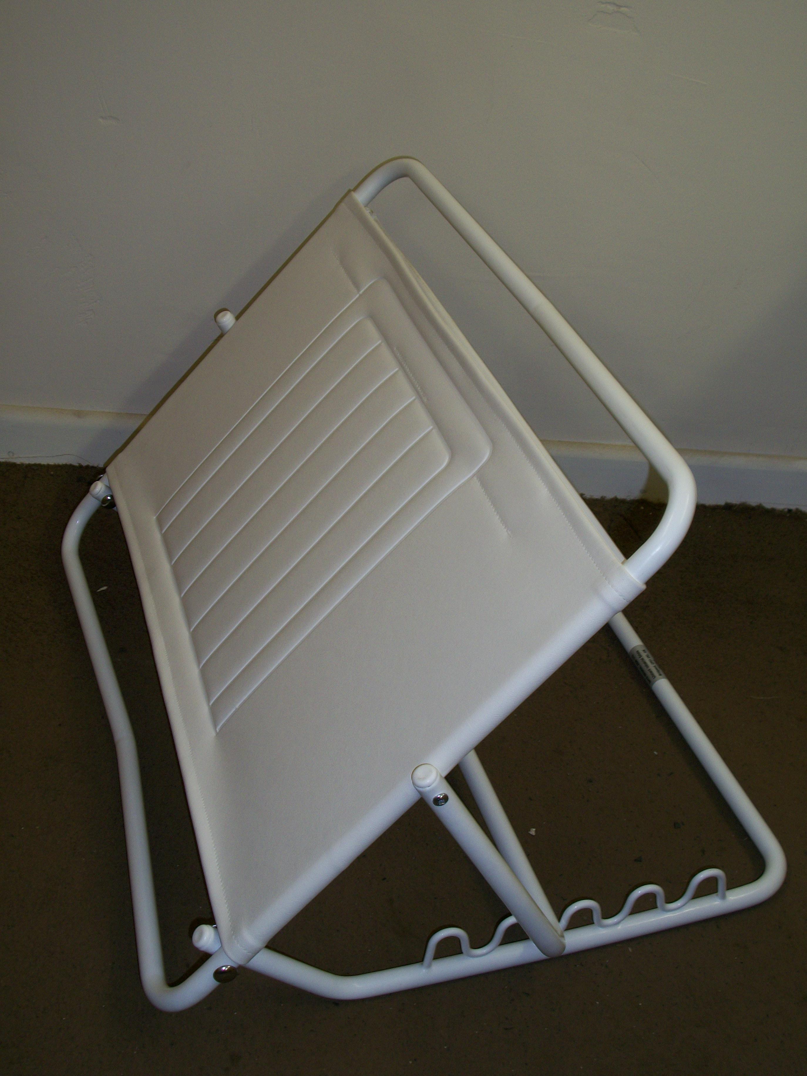 Deluxe Backrest with Coated Finish